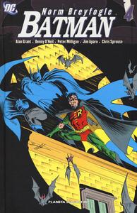 Batman. Vol. 4 - Norm Breyfogle - copertina