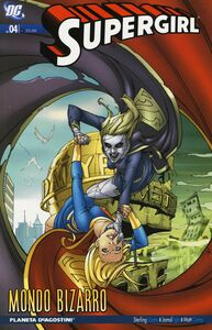 Libro Mondo Bizarro. Supergirl. Vol. 4 Sterling Gates , Jamal Igle , Matt Camp