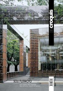 Sou Fujimoto 2003-2010. Ediz. inglese e spagnola. Vol. 151 - copertina