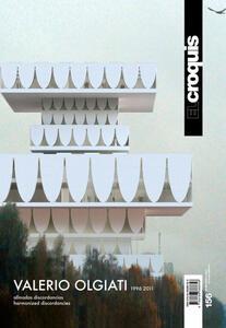 Olgiati 1996-2011. Ediz. inglese e spagnola. Vol. 156 - copertina