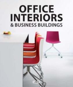 Office interiors & business buildings - copertina