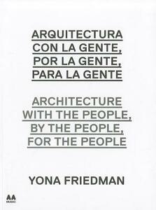 Architecture with the people - Maria Rodriguez - copertina