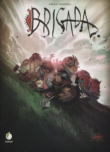 Brigada. Vol. 1 - Enrique Fernández - copertina