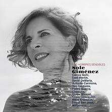 Los Hombres Sensibles ( + Book) - CD Audio di Sole Gimenez