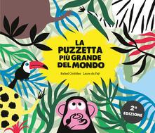 Ristorantezintonio.it La puzzetta più grande del mondo. Ediz. a colori Image