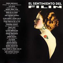 El Sentimento Del Filin. Feeling to Filin - CD Audio