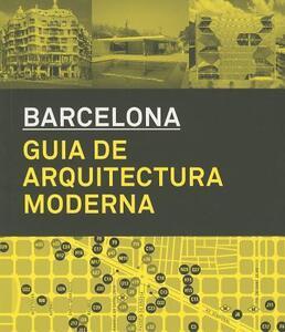 Barcelona guia de arquitectura - Manuel Gausa - copertina