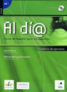 Radiospeed.it Al dia. Curso inicial. Ejercicios. Per gli Ist. tecnici e professionali. Con CD Audio Image