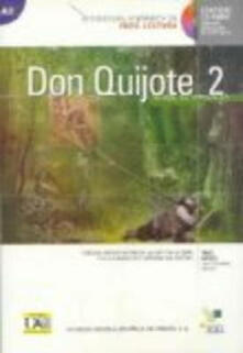 Don Quijote. Con CD Audio. Vol. 2.pdf