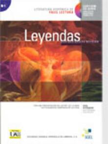 Steamcon.it Leyendas. Con CD Audio Image