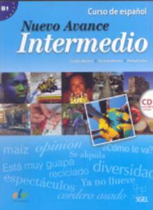 Atomicabionda-ilfilm.it Nuevo avance. Intermedio. Per i Licei e gli Ist. magistrali. Con CD-Audio Image