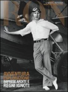 Avventura/esplorazione. Imprese ardite e regni ignoti - L. Ron Hubbard - copertina