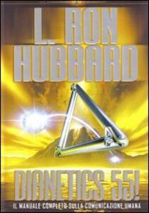 Dianetics '55 - L. Ron Hubbard - copertina