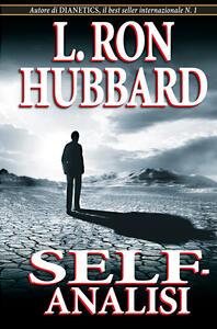 Self-analisi - L. Ron Hubbard - copertina