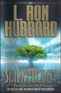 Scientology. I fondamenti del pensiero. Audiolibro. 3 CD Audio - L. Ron Hubbard - copertina