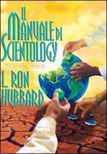 Il manuale di Scientology - L. Ron Hubbard - copertina