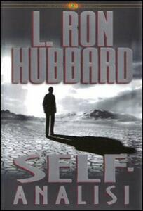 Self-analisi - L. Ron Hubbard - copertina