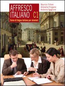 Radiospeed.it Affresco italiano C1. Corso di lingua italiana per stranieri Image