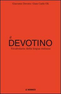 Il Devotino. Vocabolario della lingua italiana