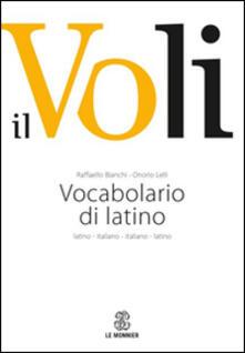 Radiospeed.it Il Voli. Vocabolario di latino. Latino-italiano, italiano-latino. Con schede grammaticali Image