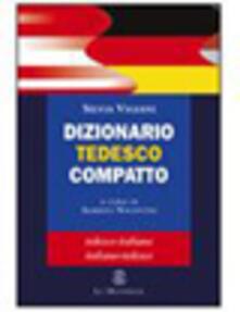 Dizionario tedesco compatto. Tedesco-italiano, italiano-tedesco.pdf