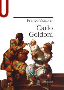 Libro Carlo Goldoni Franco Vazzoler