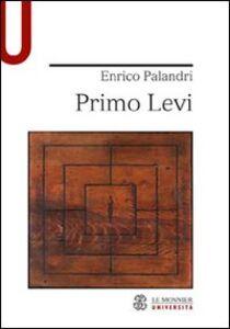 Libro Primo Levi Enrico Palandri