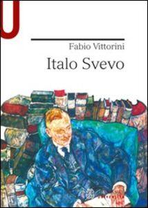 Libro Italo Svevo Fabio Vittorini