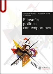 Antondemarirreguera.es Filosofia politica contemporanea Image