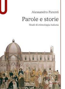 Equilibrifestival.it Parole e storie. Studi di etimologia italiana Image