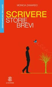 Scrivere storie brevi - Monica Zanardo - copertina