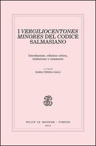 Libro I Vergiliocentones minores del Codice Salmasiano