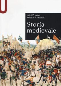 Libro Storia medievale Luigi Provero , Massimo Vallerani
