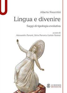 Lingua e divenire. Saggi di tipologia evolutiva
