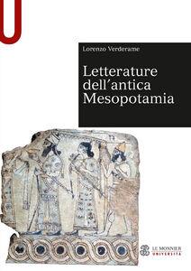 Libro Letterature dell'antica Mesopotamia Lorenzo Verderame