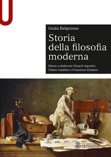 Equilibrifestival.it Storia della filosofia moderna Image