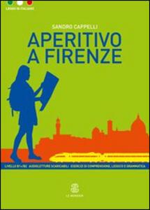 Aperitivo a Firenze - Sandro Cappelli - copertina