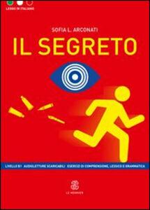Libro Il segreto Sofia Arconati