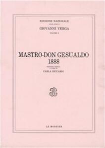 Mastro don Gesualdo (1888)