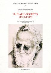 Il diario segreto (1917-1933)
