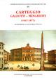 Carteggio (1847-1877)