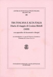 Diario di Cosimo Ridolfi. Vol. 3 - Veronica Gabbrielli - copertina