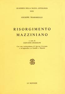 Libro Risorgimento mazziniano Giuseppe Tramarollo