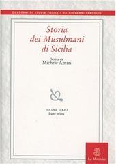 Storia dei musulmani di Sicilia. Vol. 3