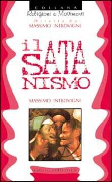 Il satanismo - Massimo Introvigne - copertina