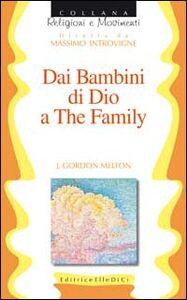 Dai Bambini di Dio a The family