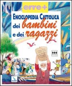 Enciclopedia cattolica dei bambini e dei ragazzi - copertina