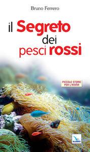 Il segreto dei pesci rossi - Bruno Ferrero - copertina