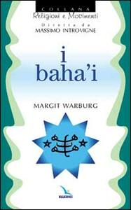 I baha'i - Margit Warburg - copertina