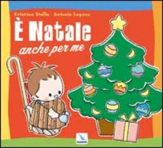 È Natale anche per me - Cristina Stella - copertina